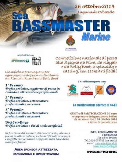 Locandina-Sea-Bassmaster-Marine-2014